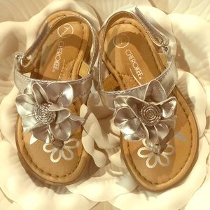 66f4278225f5 Cherokee. Toddler Girl s 🌸 Thong Sandals